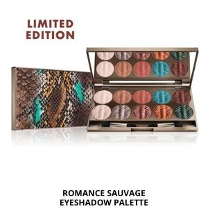 🆕❤️Lise Watier Romance Sauvage Eyeshadow Palette